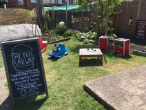 Family Friendly pub Craft Beer Garden New Forest Ringwood near burley, Fordingbridge, Christchurch Bournemouth