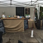 Craft Beer Bar in New Forest Beer Garden The Railway