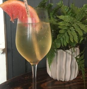 Craft Gin Bar in Ringwood near Christchurch Hoxton Gin