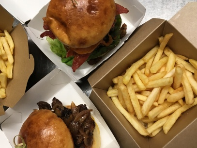 Railway Ringwood Launches Burger Take Out Menu