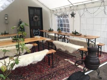 Grotto Ringwood Railway Festive Party Venue